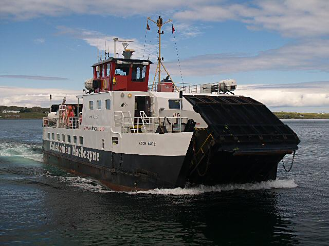 Iona Ferry (at Fionnphort)